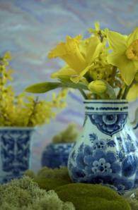 Daffodils in Delft