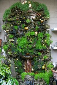 Detroit Garden Works - magical moss wall